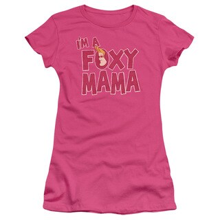 Johnny Bravo/Foxy Mama Junior Sheer in Hot Pink