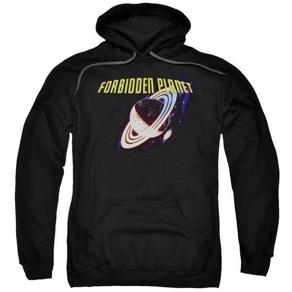 Forbidden PlanET/Planet Adult Pull-Over Hoodie in Black