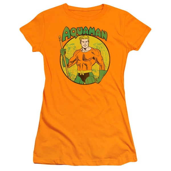 DC/Aquaman Junior Sheer in Orange