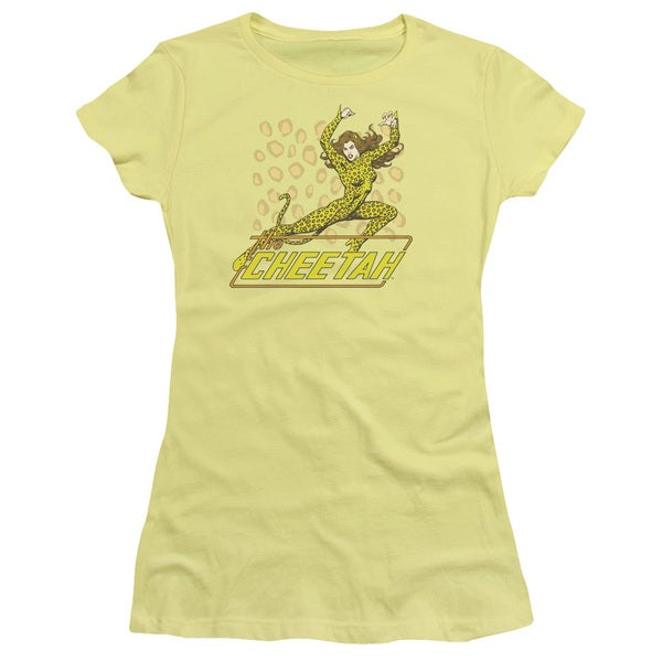 DC/The Cheetah Junior Sheer in Banana