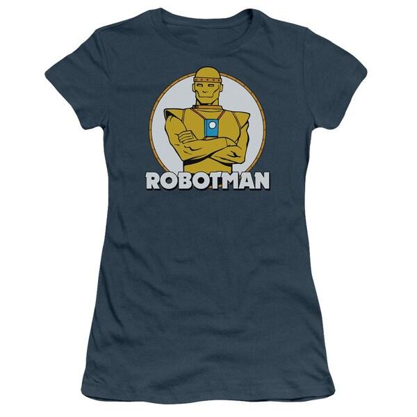 DC/Robotman Junior Sheer in Indigo
