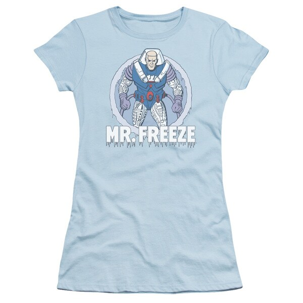 DC/Mr Freeze Junior Sheer in Light Blue 19069619