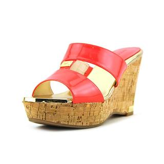 Marc Fisher Women's Willian Patent Sandals