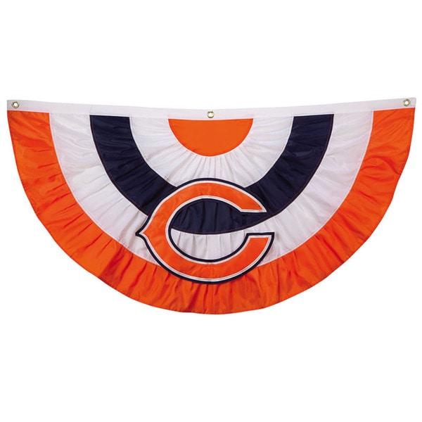 Chicago Bears Team Celebration Bunting