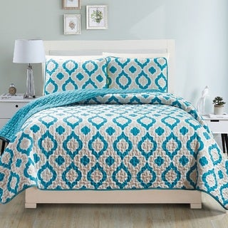 EverRouge Gabana 3-piece Bedspread Set