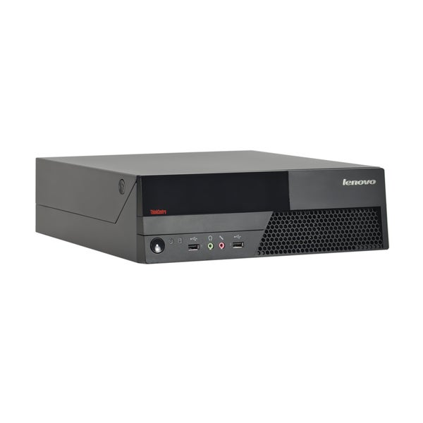 Lenovo ThinkCentre M58-SFF Dual Core 2.7GHz CPU 2GB RAM 160GB HDD Windows 7 Home Premium Computer (Refurbished)