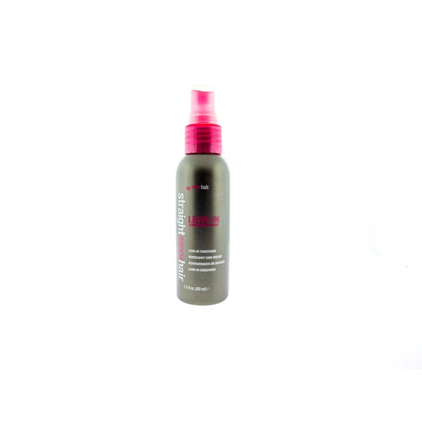 Straight Sexy Hair 1.7-ounce Leave-In Conditioner Spray