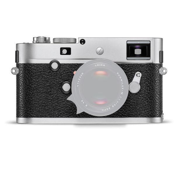 Leica M-P (Typ 240) Digital Rangefinder Camera (Silver Chrome)