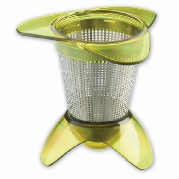 Tovolo Green Plastic In-mug Tea Infuser