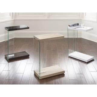 Porch & Den Watson Laminate Chairside Table
