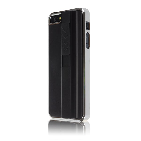Electronic USB Rechargeable Cigarette Lighter iPhone 5S Protective Case