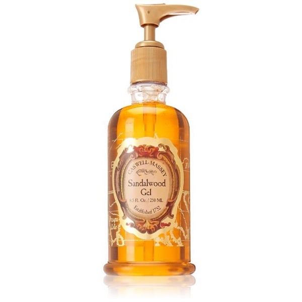 Caswell-Massey Sandalwood 8.5-ounce Bath Gel