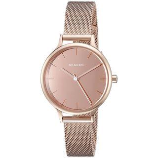 Skagen Women's SKW2413 'Anita' Rose-Tone Stainless Steel Watch