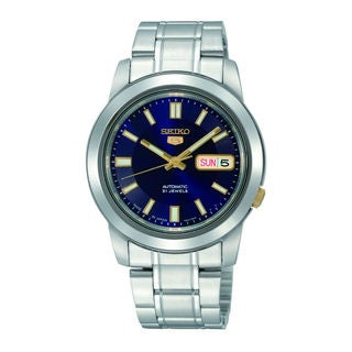 Seiko Men's SNKK11J1 5 Blue Watch