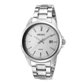 Seiko Men's SUR151P1 Neo Classic White Watch