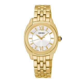 Seiko Women's SRZ428P1 Neo Classic White Watch