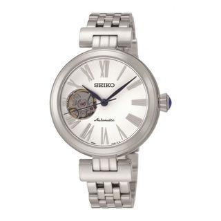 Seiko Women's SSA863K1 Neo Sports White Watch