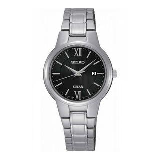 Seiko Women's SUT229P1 Solar Black Watch