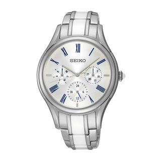 Seiko Women's SKY721P1 Dress Silver Watch