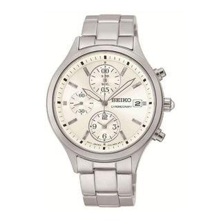 Seiko Women's SNDX11P1 Dress Silver Watch