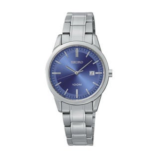 Seiko Women's SXDG33P1 Dress Blue Watch