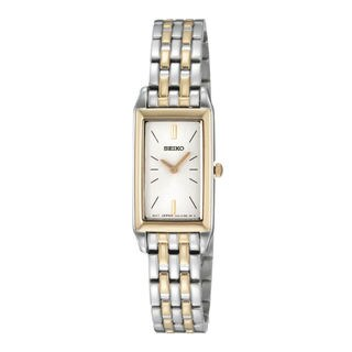 Seiko Women's SUJF76P1 Ladies' Line Mother of Pearl Watch