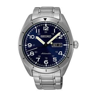 Seiko Men's SRP707K1 Automatic Blue Watch