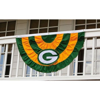 Green Bay Packers Team Celebration Bunting