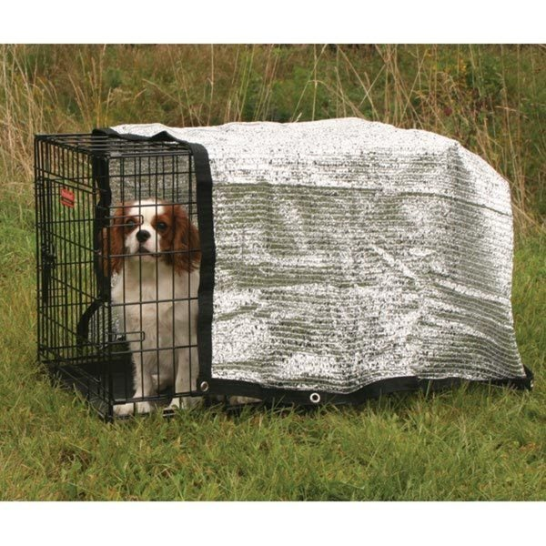 ProSelect Solar Canopy Kennel Cover