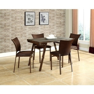Global Furniture Brown MDF Dining Table