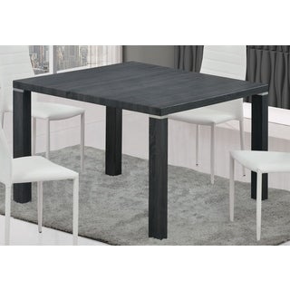 Global Furniture Grey MDF/Wood Grain Dining Table
