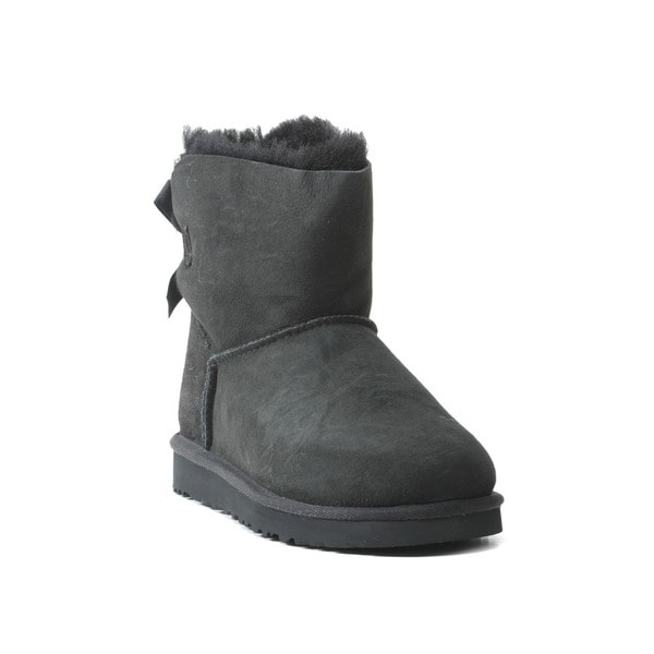 Ugg Australia Women's Mini Baily Bow Boots