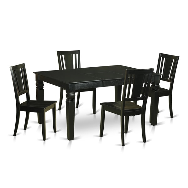 kitchen table set with small kitchen table and 4 kitchen dining chairs