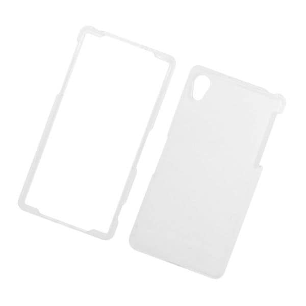 Insten Clear Hard Snap-on Crystal Case Cover For Sony Xperia Z2