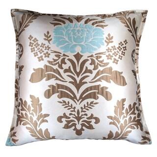 Sherry Kline Olivia Gold 24-inch Throw Pillow