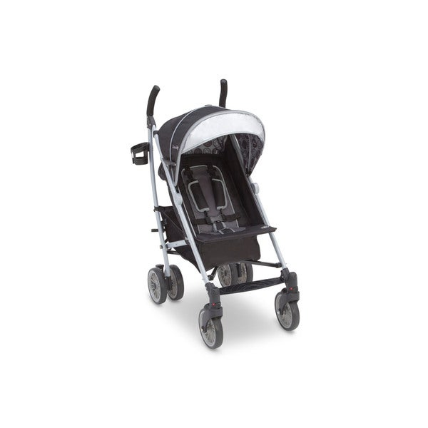 Delta Children J Is for Jeep Brand Atlas Stroller in Medallion