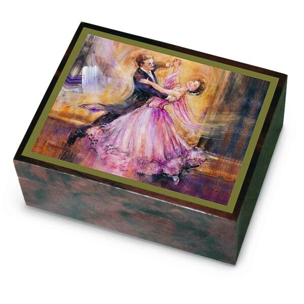 Versil Artist Lena Liu Waltz Music Box
