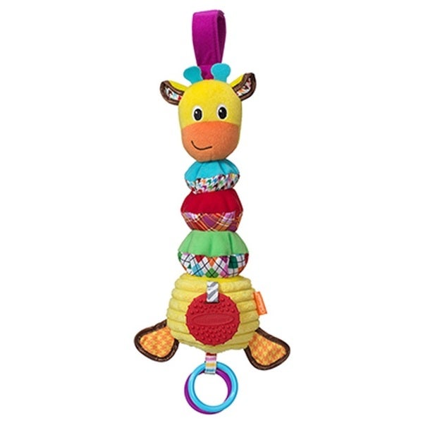 Infantino Hug and Tug Musical Giraffe