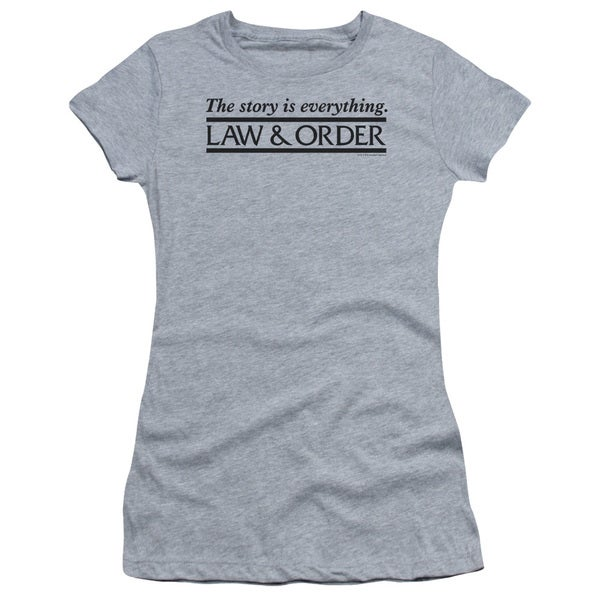 Law & Order/Story Junior Sheer in Heather