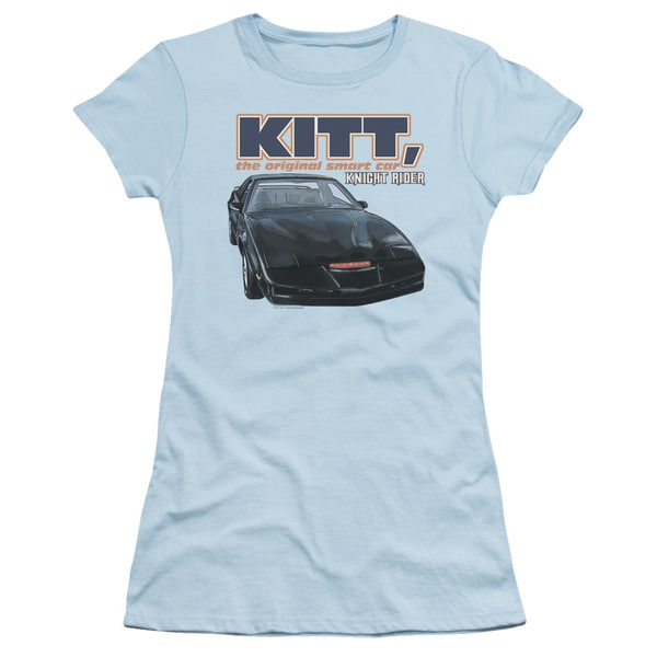 Knight Rider/Original Smart Car Junior Sheer in Light Blue