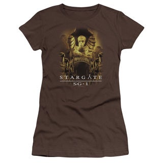 Sg1/Goa'Uld Apophis Junior Sheer in Dark Chocolate in Dark Chocolate In