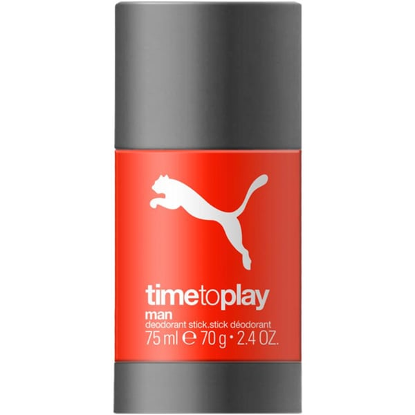 Puma Man Time To Play 2.4-ounce Deodorant Stick