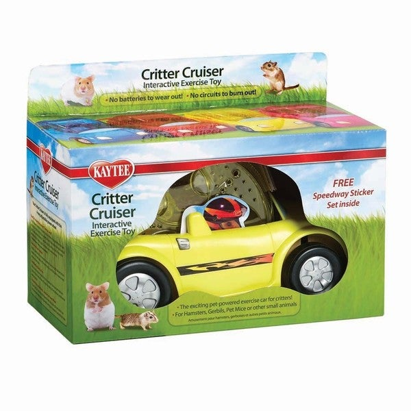 Super Pet Critter Cruiser Hamster Wheel