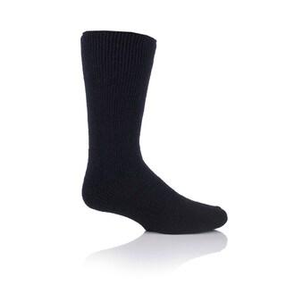 Grabber Heat Holders Men's Wool Crew Sock