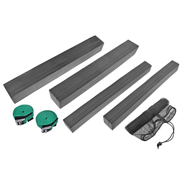 Propel Grey Stand-up Paddleboard Car Carrier Kit