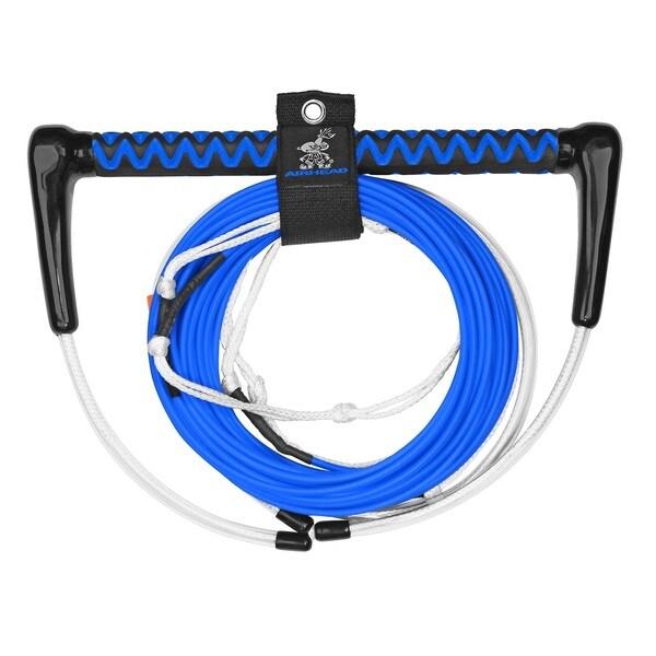Airhead Dyneema Blue/Red Thermal Wakeboard Rope