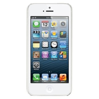 Apple iPhone 5 32GB Factory Unlocked GSM 4G LTE 8MP Camera Certified Refurbished Smartphone - White