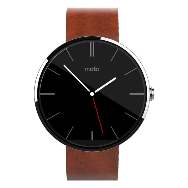 Motorola Moto 360 Refurbished SmartWatch