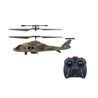 Swift Stream S-202 Black Hawk Remote Control Helicopter
