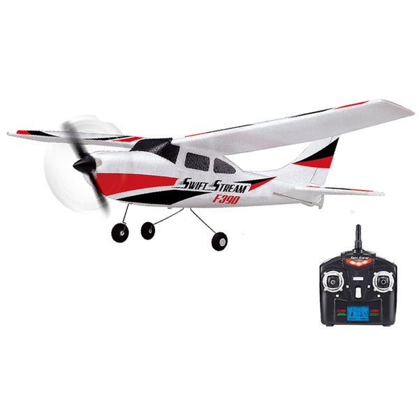 Swift Stream F-390 White Remote Control Airplane